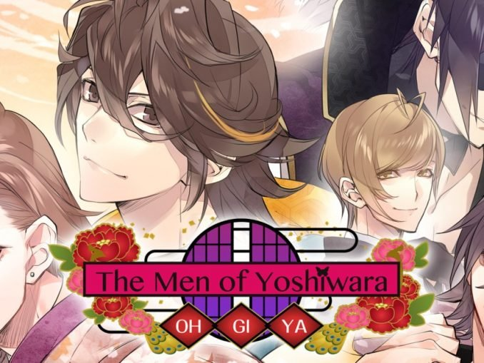 Release - The Men of Yoshiwara: Ohgiya