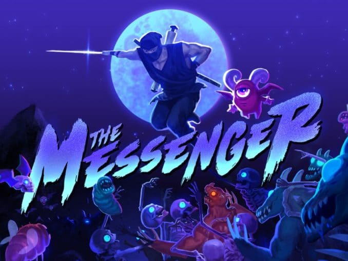 Release - The Messenger