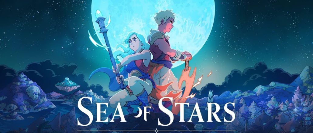 The Messenger devs announce prequel RPG Titled Sea Of Stars