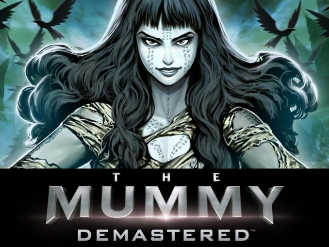 Release - The Mummy Demastered
