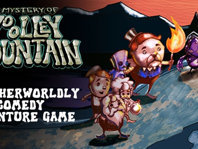 Release - The Mystery of Woolley Mountain