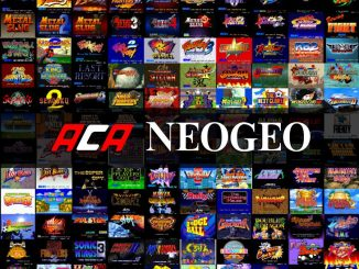 The next batch of Neo Geo Games are revealed