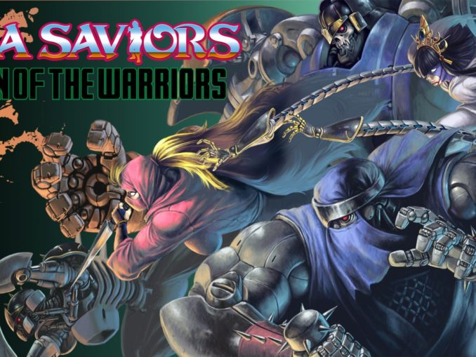 Release - The Ninja Saviors: Return of the Warriors