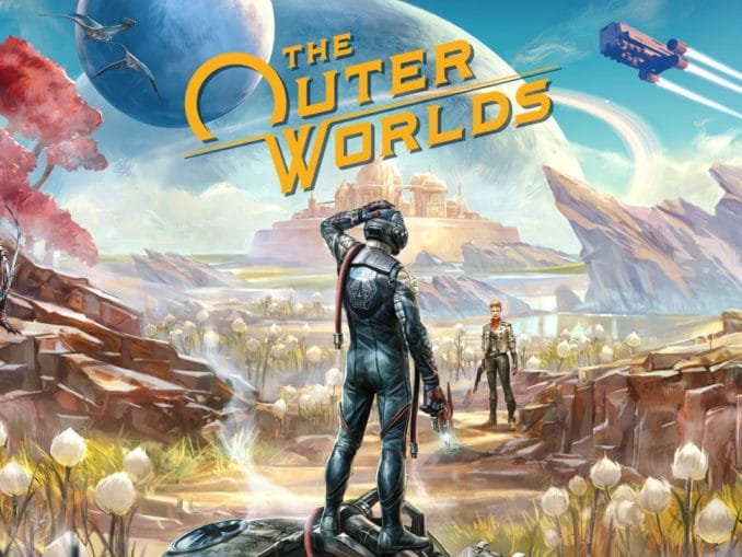 Release - The Outer Worlds