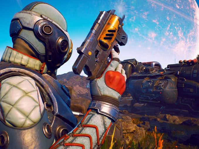Nieuws - The Outer Worlds komt!