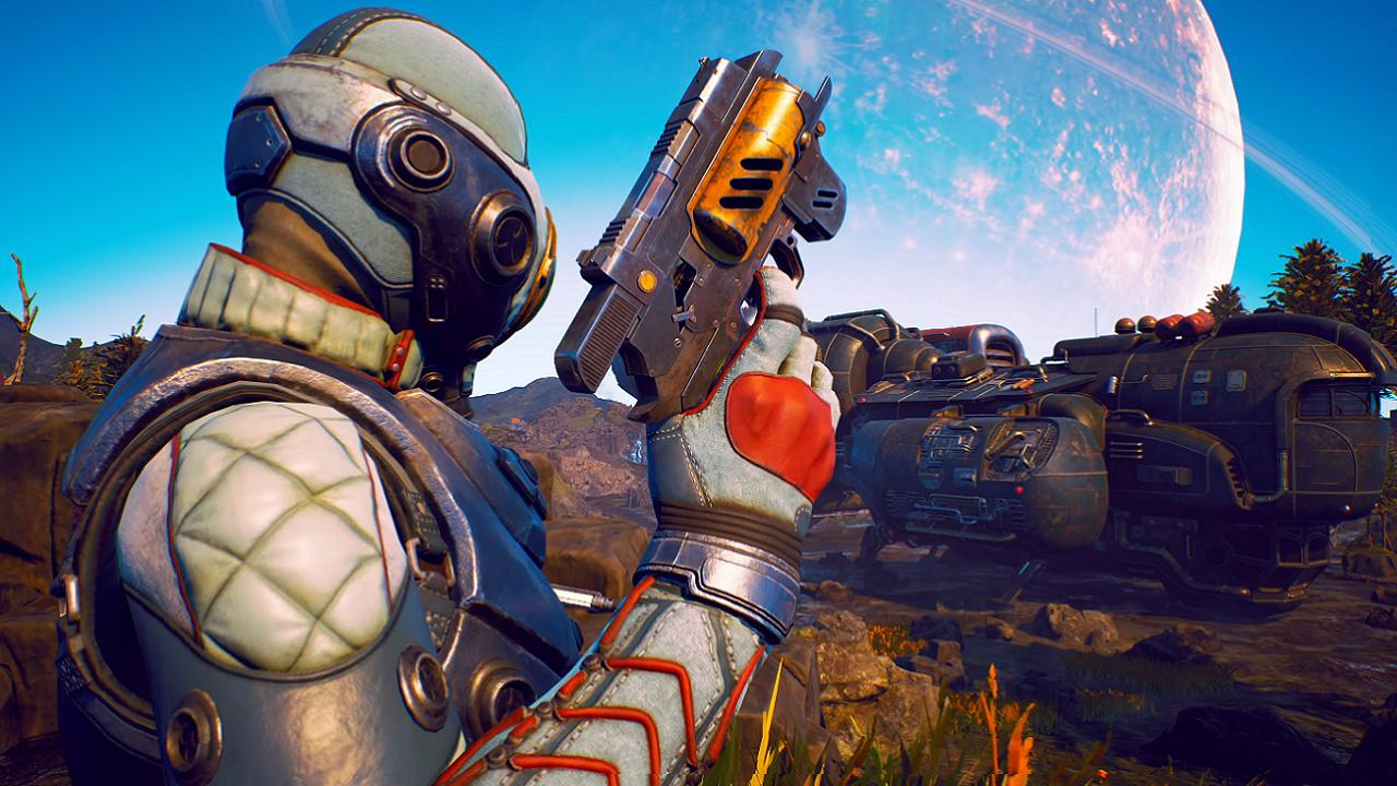 The Outer Worlds komt!