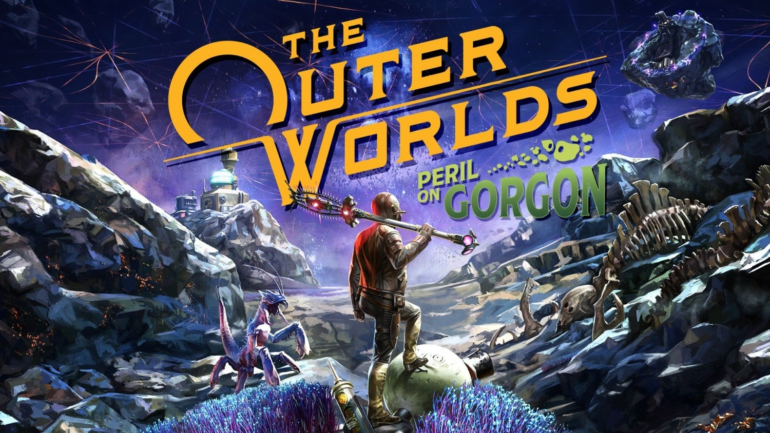 The Outer Worlds: Peril On Gorgon Expansion – 9 September