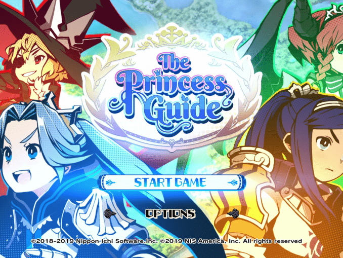 Nieuws - The Princess Guide's  – Getting Royally Schooled Trailer