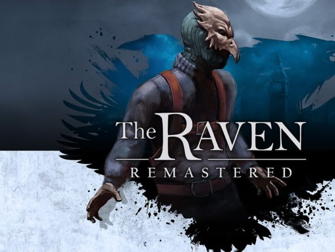 Release - The Raven Remastered