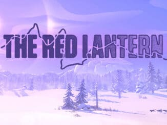 The Red Lantern launches October 22nd