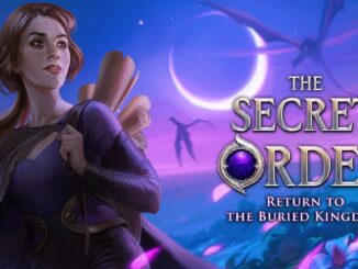 Release - The Secret Order: Return to the Buried Kingdom