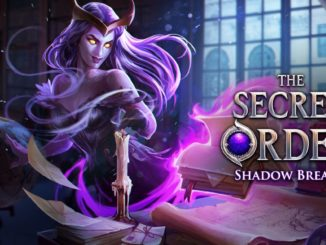 Release - The Secret Order: Shadow Breach