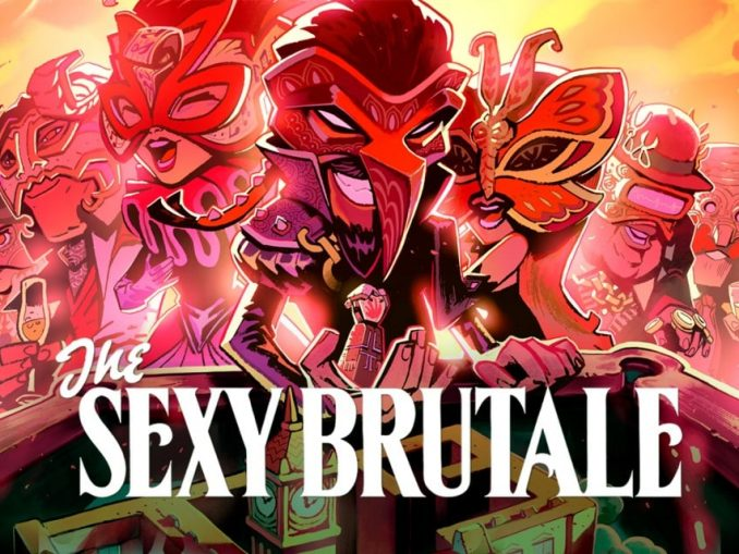 Release - The Sexy Brutale