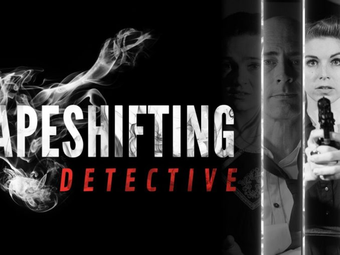 Release - The Shapeshifting Detective