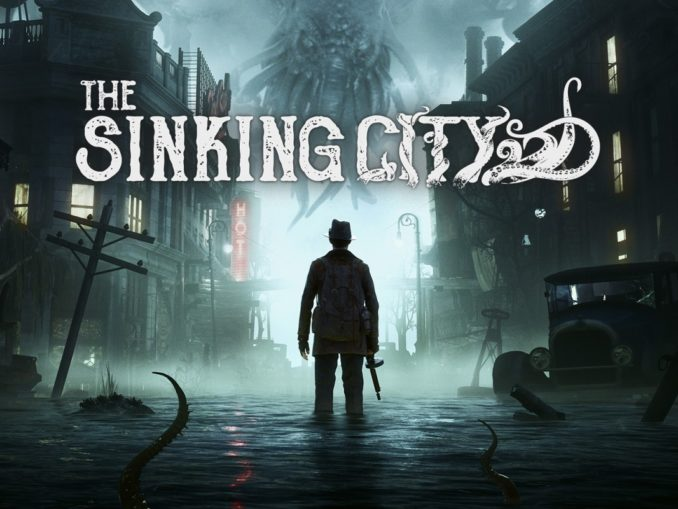 Release - The Sinking City