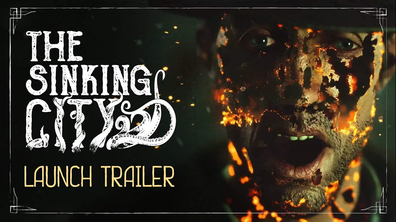 The Sinking City – Nieuwe Launch Trailer