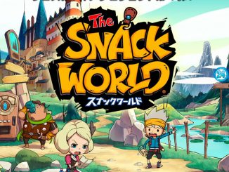 The Snack World: Trejarers Gold gets new trailer