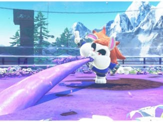 The Spewart hat & suit are available in Super MarioOdyssey