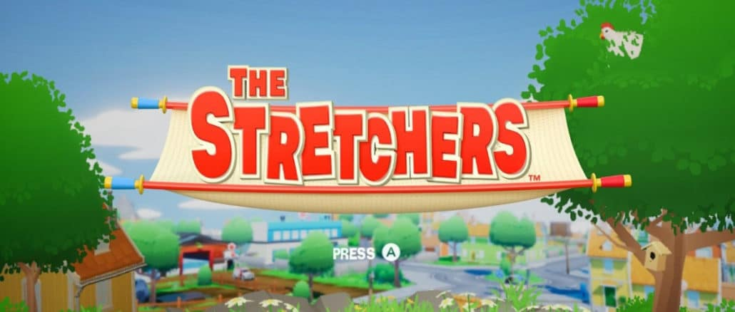 The Stretchers by Tarsier Studios available