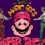 The Super Mario Bros Super Show onNetflix in the US