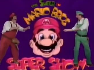 News - The Super Mario Bros Super Show op Netflix in de Verenigde Staten