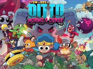 Release - The Swords of Ditto: Mormo's Curse