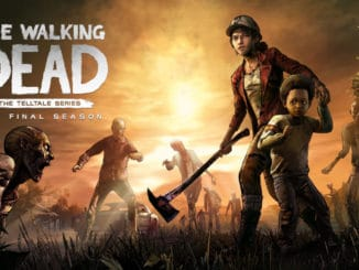 The Walking Dead: The Final Season footage