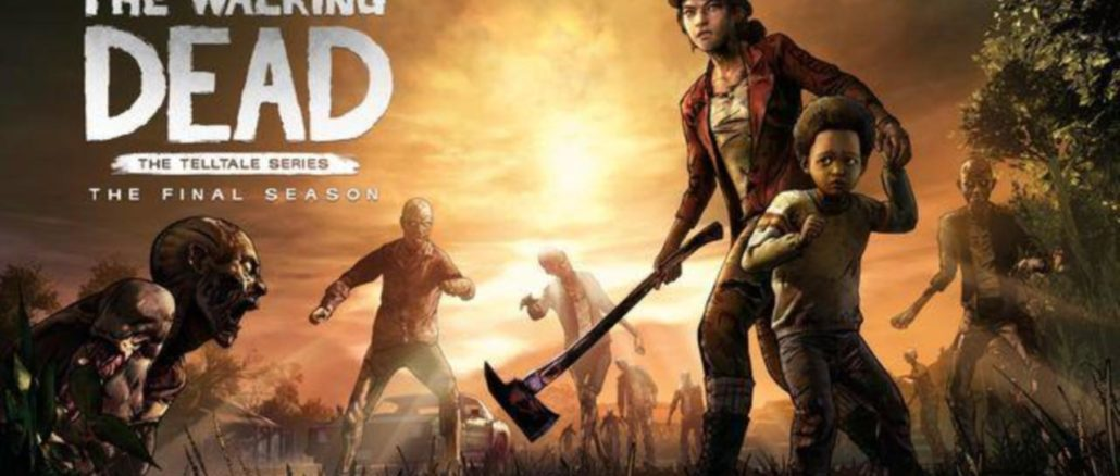 The Walking Dead: The Final Season later dit jaar