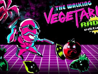 Release - The Walking Vegetables: Radical Edition
