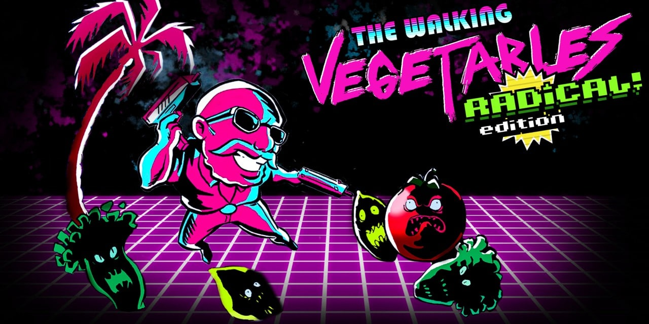 The Walking Vegetables: Radical Edition