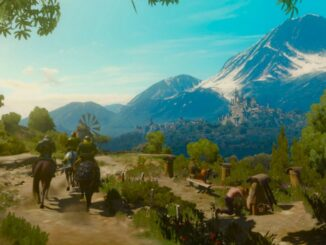 The Witcher 3 has been updated to version 3.7