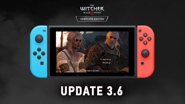 News - The Witcher 3 – Version 3.6 Update Live Worldwide