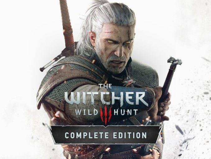 Release - The Witcher 3: Wild Hunt – Complete Edition