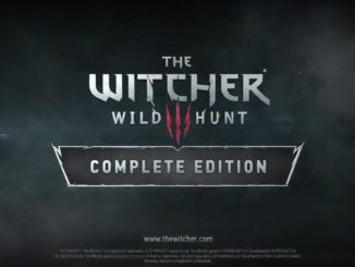 The Witcher 3: Wild Hunt Complete Edition coming in 2019