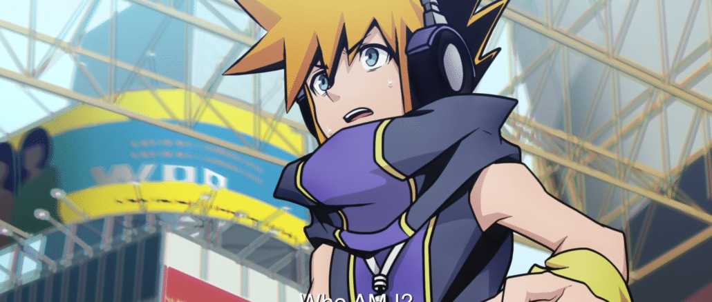 The World Ends With You – Animation Reveal Presentation