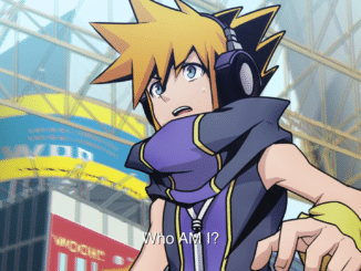 The World Ends With You – Animation Onthullings presentatie