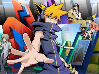The World Ends With You – Animation begint op 9 April