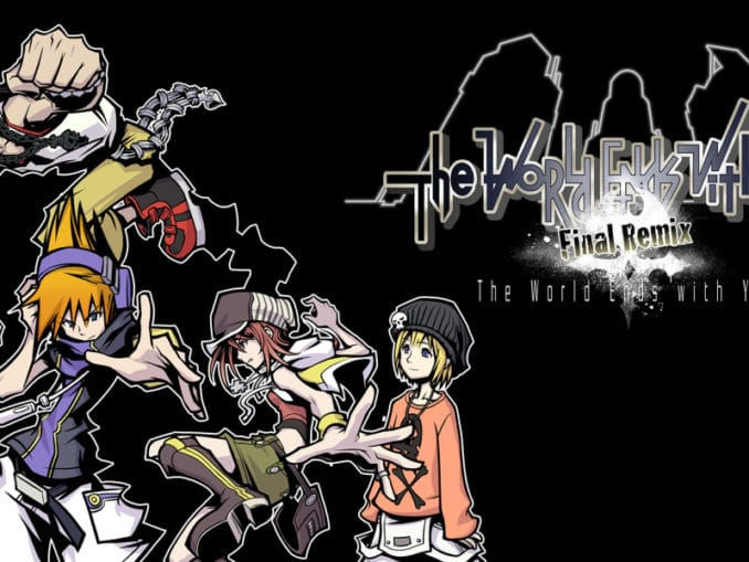 Nieuws - The World Ends With You: Final Remix komt 12 Oktober