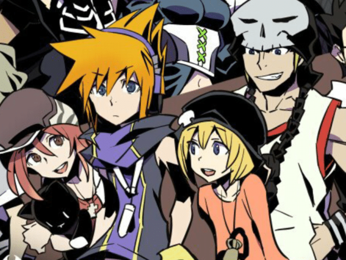 Nieuws - The World Ends With You: Final Remix – Geen Pro Controller ondersteuning