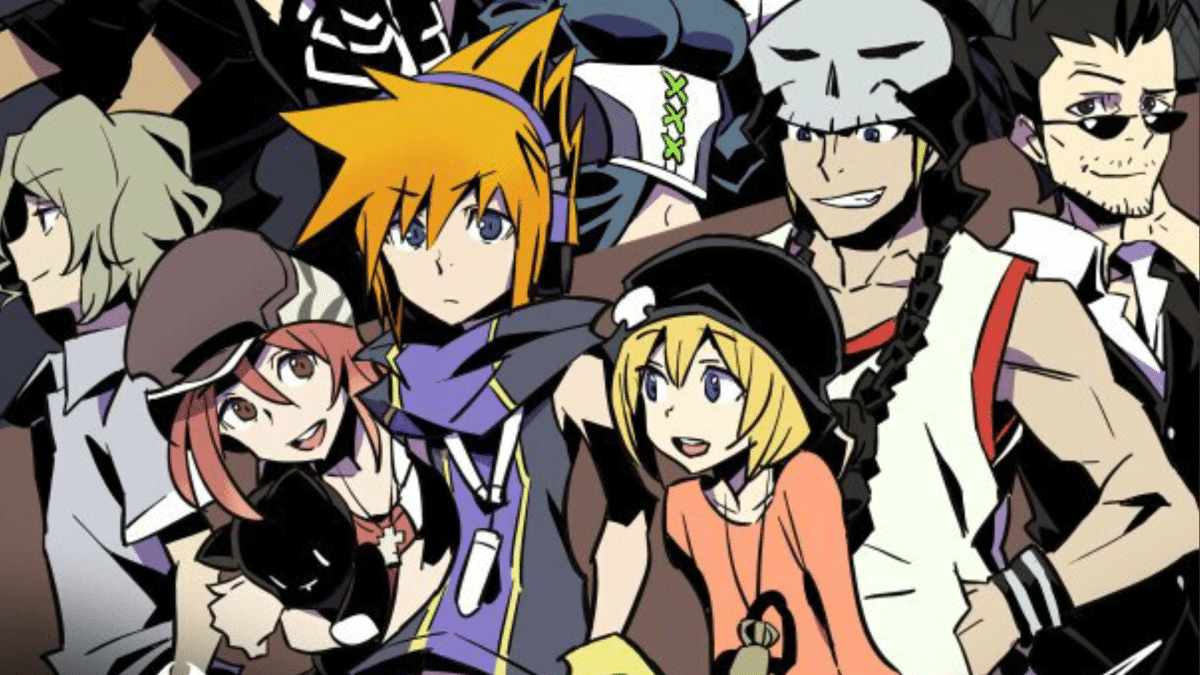The World Ends With You: Final Remix – Geen Pro Controller ondersteuning