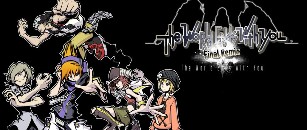 The World Ends With You Final Remix Trailer
