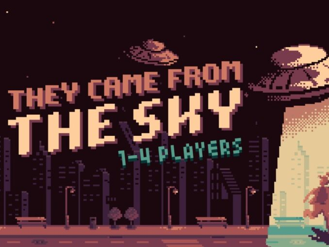Release - They Came From the Sky