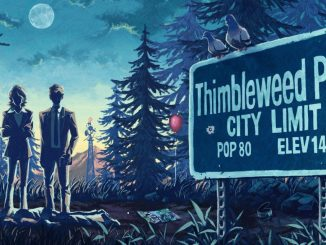 Release - Thimbleweed Park