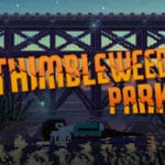 Thimbleweed Park - Nintendo Switch best selling console