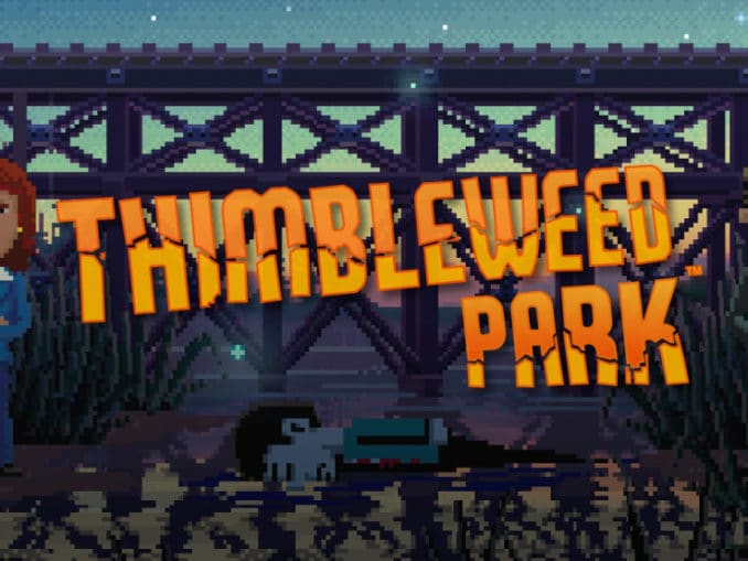News - Thimbleweed Park – Nintendo Switch best selling console