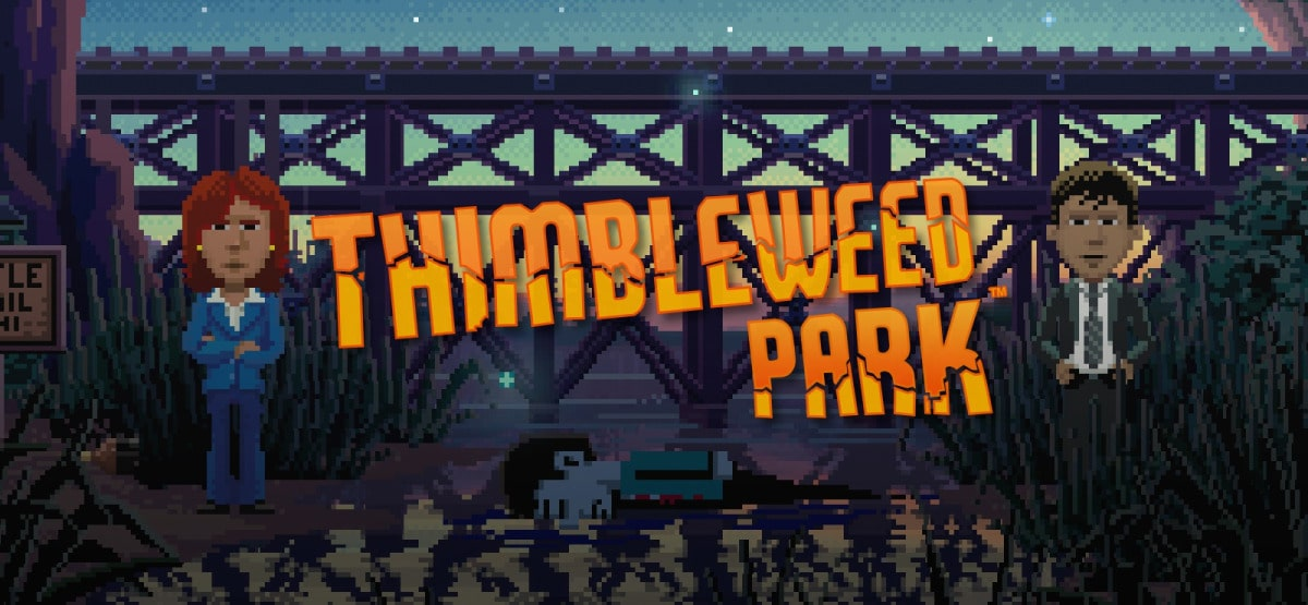 Thimbleweed Park – Nintendo Switch best selling console