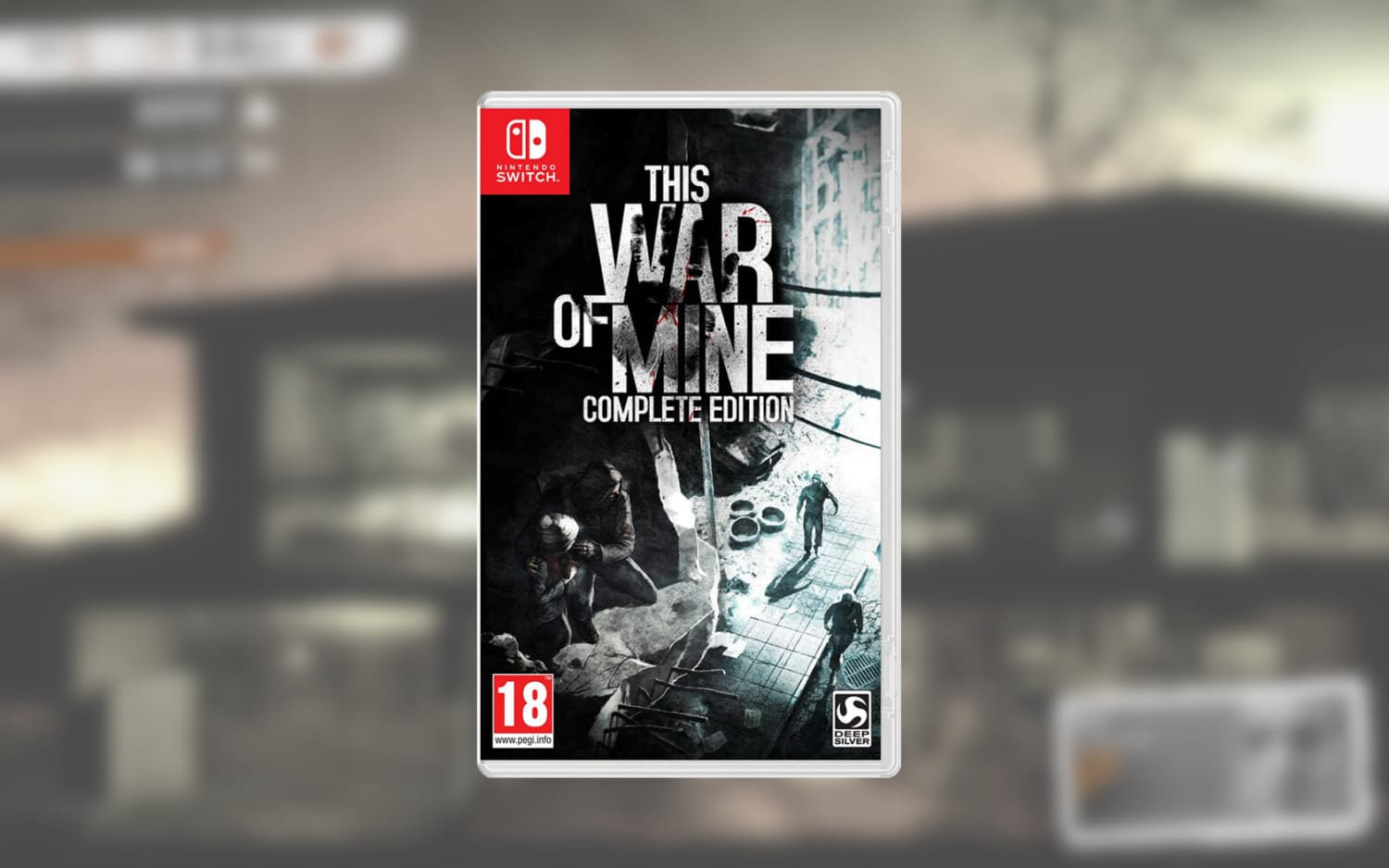 This War Of Mine: Complete Edition – Fysieke release in Europa