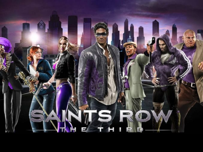 Nieuws - THQ Nordic – Saints Row The Third komt