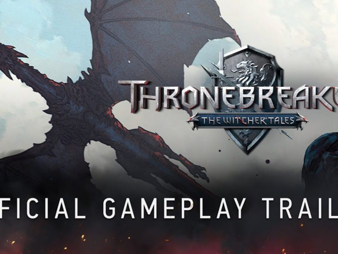 Nieuws - Thronebreaker: The Witcher Tales op komst?