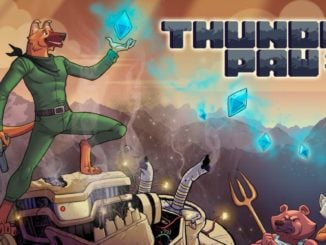 Release - Thunder Paw